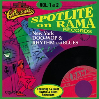 Spotlite On Rama Records, Volume 1
