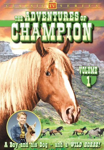 "The Adventures of Champion, Volume 1 - 11"" x 17"""