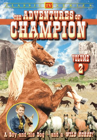 "The Adventures of Champion, Volume 2 - 11"" x 17"""
