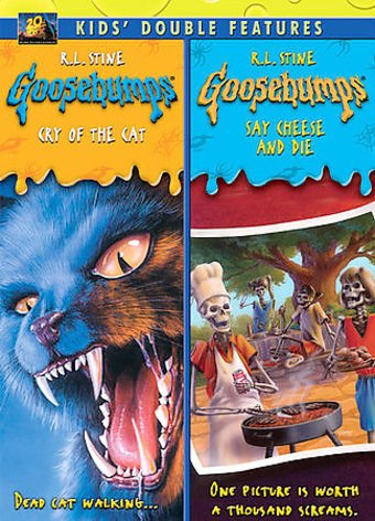 Goosebumps - Cry of The Cat / Say Cheese and Die