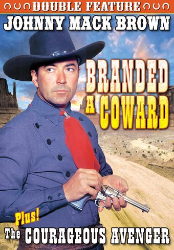 Johnny Mack Brown Double Feature: Branded A