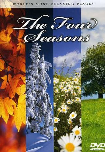 Nature's Palette: The Four Seasons