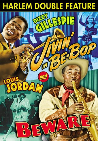 Harlem Double Feature: Jivin' In Be Bop (1946) /