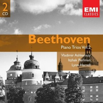 Beethoven - Piano Trios, Volume 2: Op.