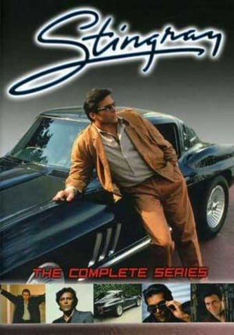 Stingray - Complete Series (5-DVD) [Import]