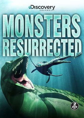 Discovery Channel - Monsters Resurrected (2-DVD)