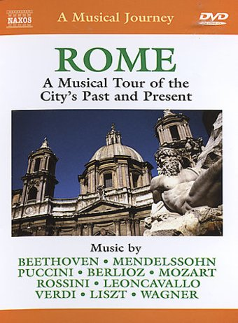 Rome: A Musical Tour of the City's Past and