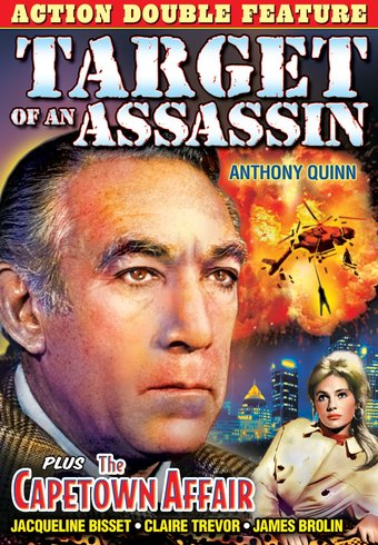 Action Double Feature: Target of An Assassin