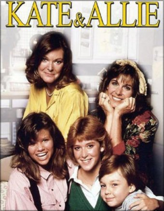 Kate & Allie - Complete Series [Import] (16-DVD)