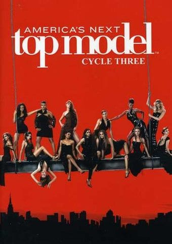 America's Next Top Model - Cycle 3 (3-DVD)