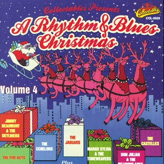 Rhythm & Blues Christmas, Volume 4