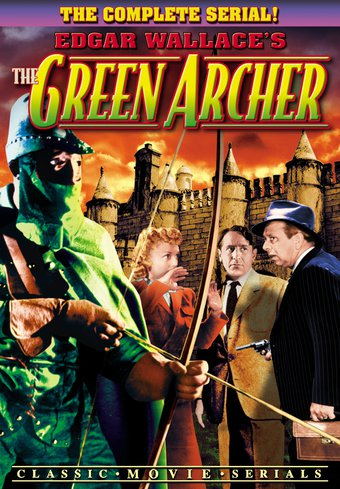 "The Green Archer - 11"" x 17"" Poster"
