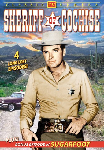 "Sheriff of Cochise, Volume 1 - 11"" x 17"" Poster"
