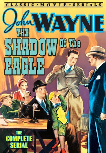 "The Shadow of The Eagle - 11"" x 17"" Poster"