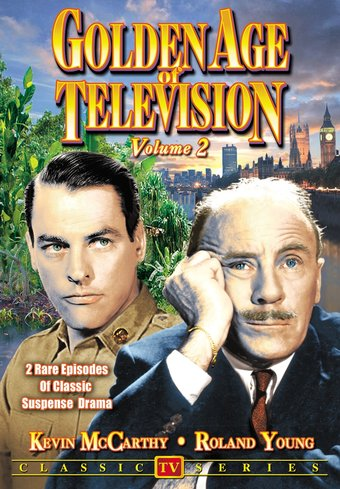 Golden Age of Television - Volume 2: Mr.