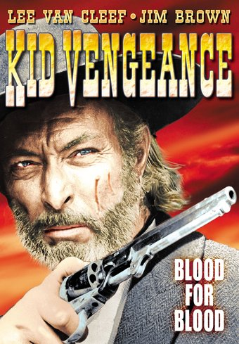 "Kid Vengeance - 11"" x 17"" Poster"