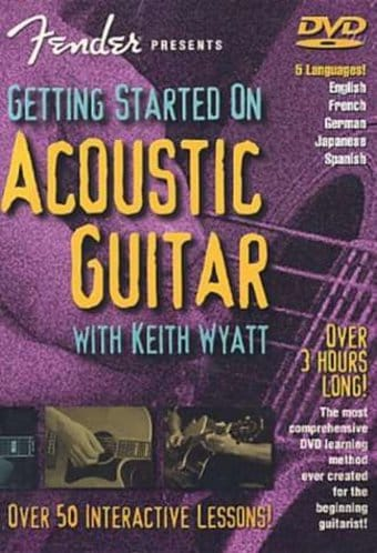 Getting Started on Acoustic Guitar