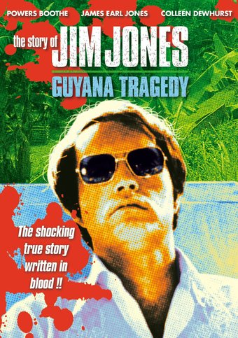 "The Story of Jim Jones - Guyana Tragedy - 11"" x"
