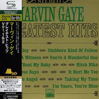 Marvin Gaye, Volume 1 - 2 - Greatest Hits
