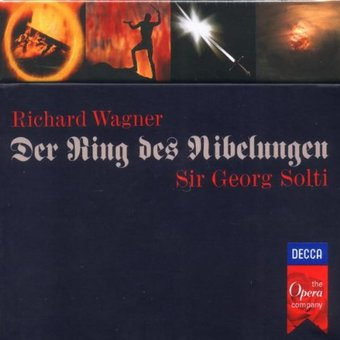 Wagner: Der Ring des Nibelungen (Ring Cycle)