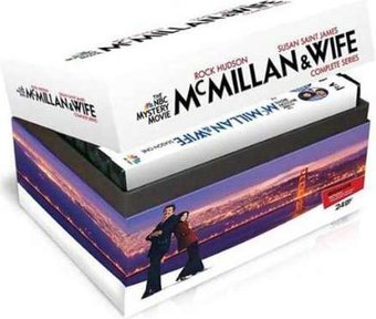 McMillan & Wife - Complete Series (24-DVD)