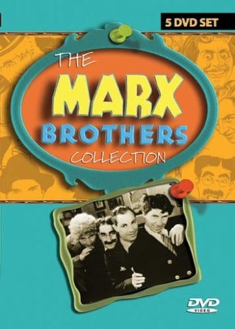Collection (5-DVD Box Set, Amaray)