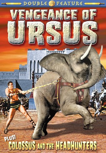 Gladiator Double Feature: Vengeance of Ursus