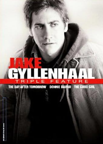 Jake Gyllenhaal - Triple Feature (3-DVD,