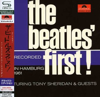Beatles' First-Deluxe Edition (Shm-CD)