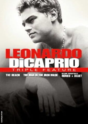 Leonardo Dicaprio - Triple Feature (3-DVD,