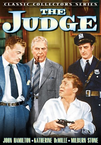 "The Judge - 11"" x 17"" Poster"