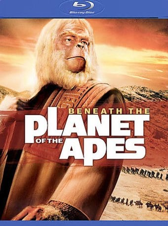 Beneath the Planet of the Apes (Blu-ray,
