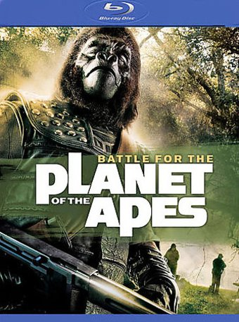 Battle for the Planet of the Apes (Blu-ray,