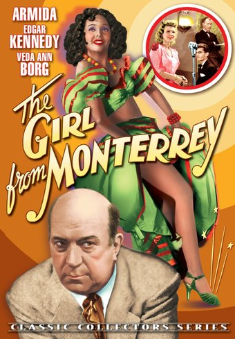 "The Girl From Monterey - 11"" x 17"" Poster"