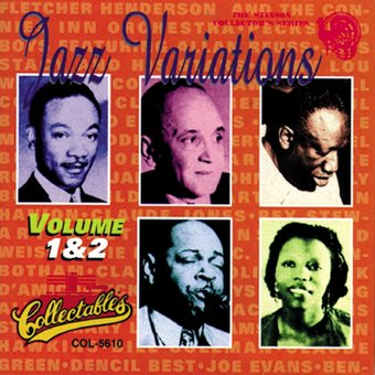 Jazz Variations, Volumes 1 & 2