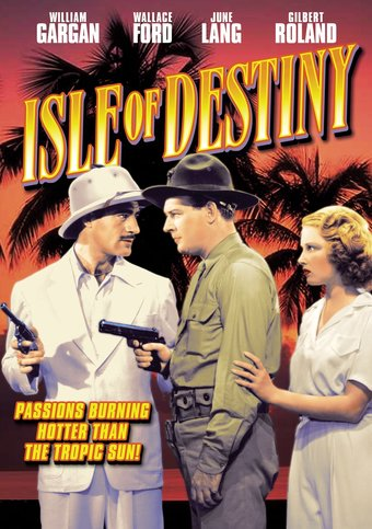 "Isle of Destiny - 11"" x 17"" Poster"