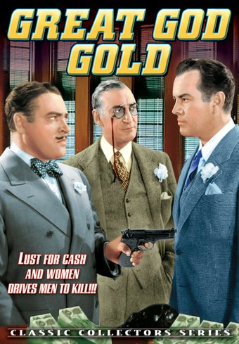 "Great God Gold - 11"" x 17"" Poster"