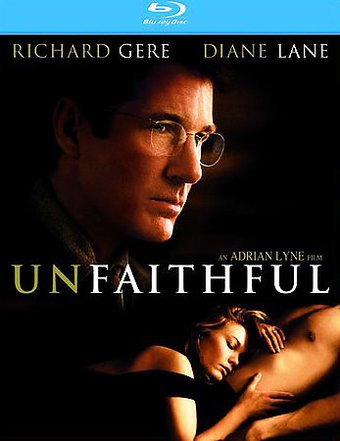 Unfaithful (Blu-ray, Widescreen)