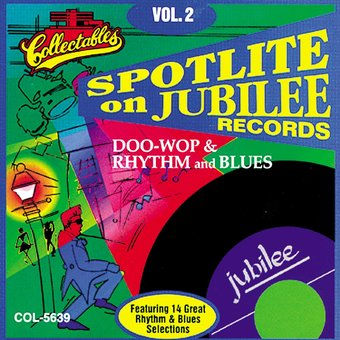 Spotlite On Jubilee Records, Volume 2