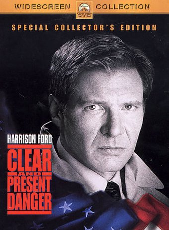 Clear and Present Danger (Collector's Edition)