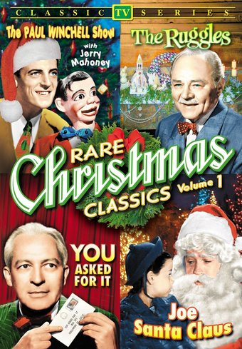 "Rare Christmas TV Classics, Volume 1 - 11"" x 17"""