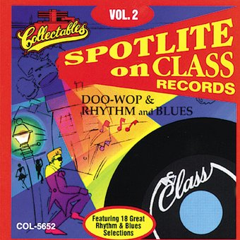 Spotlite On Class Records, Volume 2