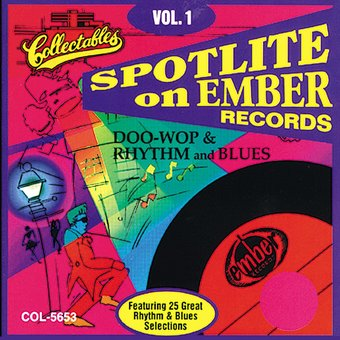 Spotlite On Ember Records, Volume 1