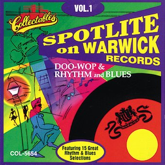 Spotlite On Warwick Records, Volume 1