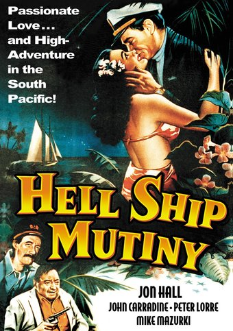 "Hell Ship Mutiny - 11"" x 17"" Poster"