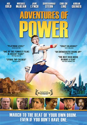 Adventures of Power (Widescreen)