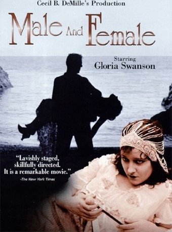 Male and Female (The Admirable Crichton) (Silent)