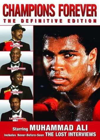 Ali On Ali: The Lost Interviews - Champions