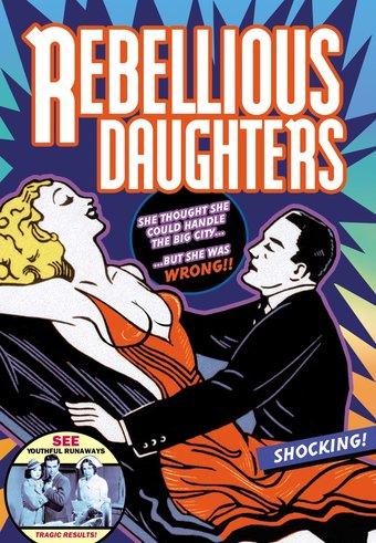"Rebellious Daughters - 11"" x 17"" Poster"