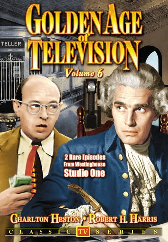 Golden Age of Television - Volume 6: A Bolt of